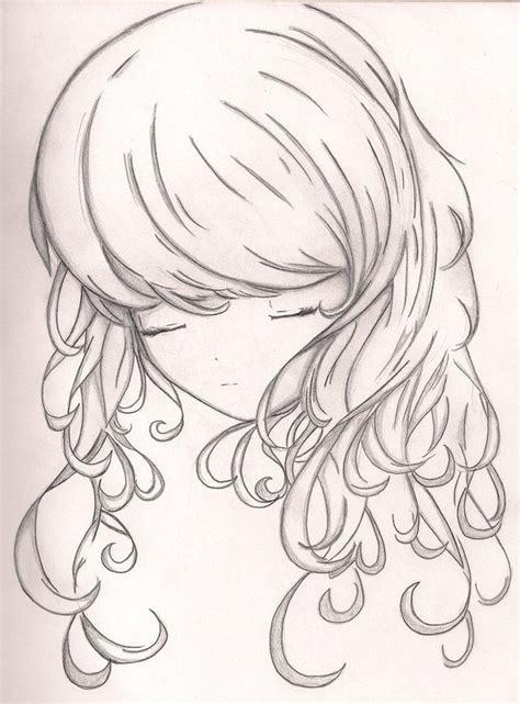 anime curly hair curly hair by 4ever artist on deviantart
