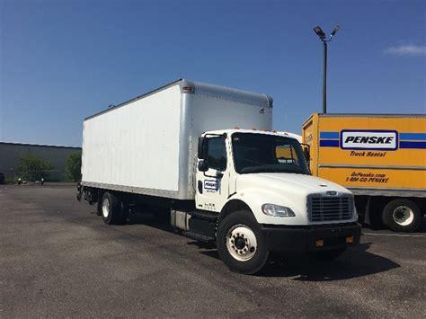 truck wichita ks used medium duty box trucks for sale in ks penske used