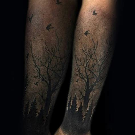 bird arm tattoo designs 60 forearm tree designs for forest ink ideas