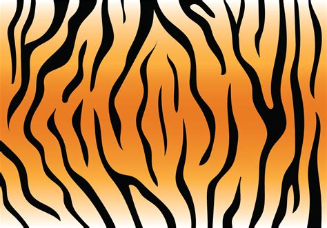 tiger striped tiger stripe pattern free vector stock graphics images