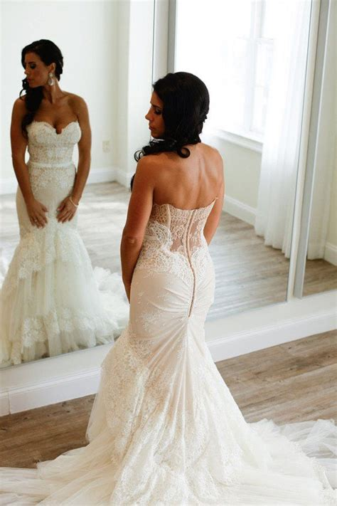 Wedding Dresses Websites by Best 25 Strapless Wedding Dresses Ideas On