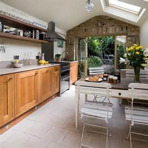practical kitchen design be inspired by a relaxed mediterranean inspired kitchen