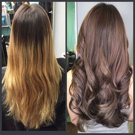 what is an ash glaze for hair dark brown box color to pale ash blonde the journey