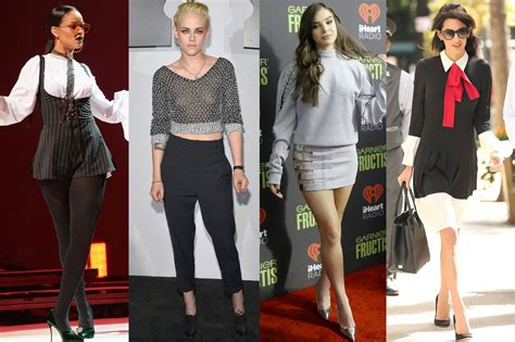 celebrity style the week in celebrity style see who made our top 10 best dressed list fashion magazine