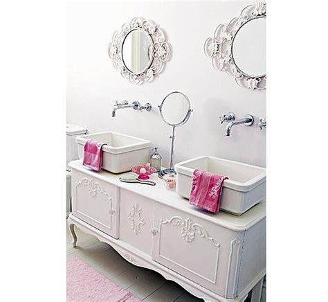 glamorous bathroom vanities mg decor using a dresser as a glamorous bathroom vanity
