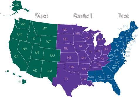 map of the united states southwest region map of south west region of united states
