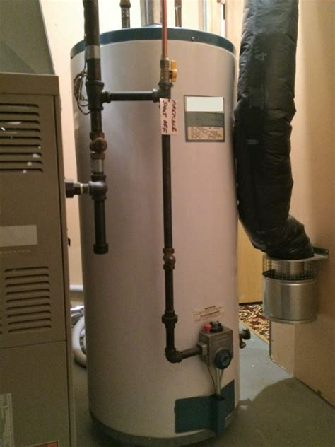 water heater leaking from bottom rust 5 signs you need a new hot water heater renovationfind