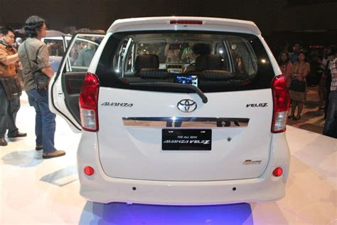 Stopllu Belakang All New Avanza 2012 2014 all toyota avanza release date price and specs