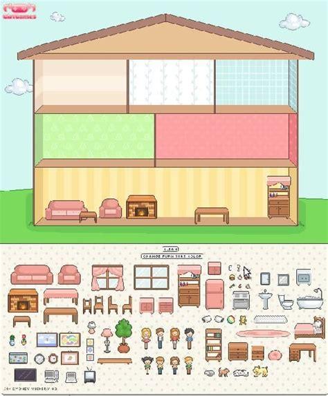 my doll house baka create dollhouse spel funnygames se