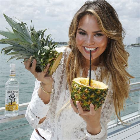 lindsay funston here s how chrissy teigen really eats during the day