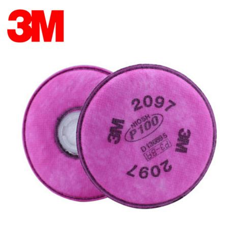 3m Particulate Filter 2097 P100 With Nuisance Level Organic Vapor aliexpress buy 3m 2097 original particulate filter p100 standard respiratory protection