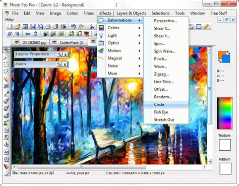 light photo editing software photo pos pro image editor for windows 7 8 1 free download