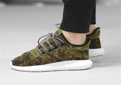 Sepatu Adidas Tubular Shadow Knit Olive Green Premium Quality adidas tubular shadow camo bb8818 sneakerfiles