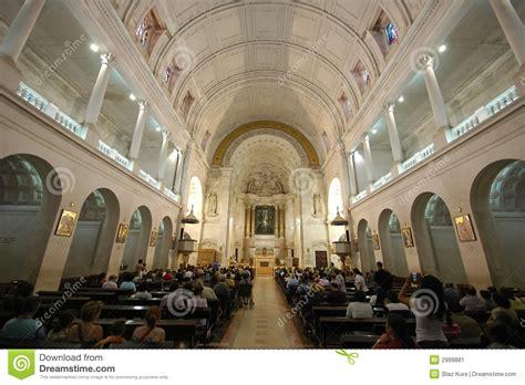 dämmputz innen innenraum der fatima kirche stockbild bild aufwendig