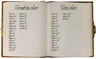 Add someone to santa s naughty or nice list