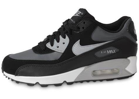 Nike Air Max 200 Junior by Nike Air Max 90 Junior Grey Chaussures Chaussures Chausport