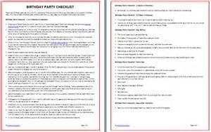 Thanksgiving Home Decor Ideas printable birthday party checklist free moms amp munchkins