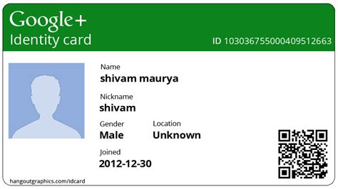 make your own identity card all in one