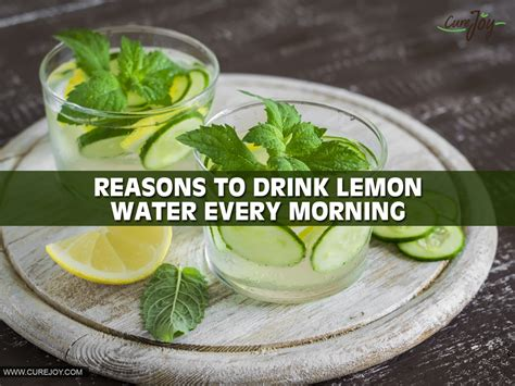 Detox Water Every Morning top 7 tasty detox drinks for weight loss and cleansing