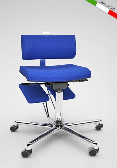 sedia per schiena sedia da ufficio ergonomica komfortchair per il mal di schiena