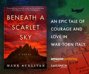 Beneath A Scarlet Sky A Novel beneath a scarlet sky a novel ebook sullivan
