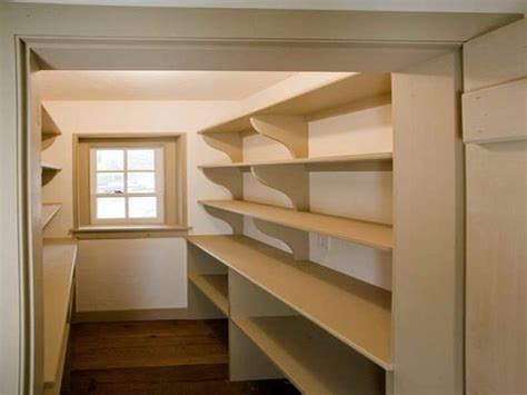 Pantry Shelf Spacing by Pantry Shelving Plans And Design Ideas With Empty Home