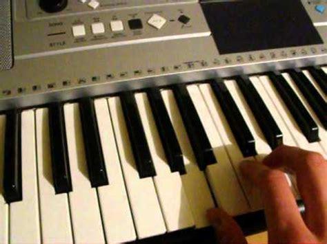 tutorial na keyboard tutorial jak zagrać quot daj mi tę noc quot na keyboard