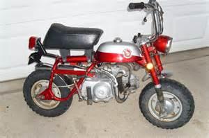 1969 Honda Z50 1969 Honda Z50 K1 Silver Tag Minitrail 50