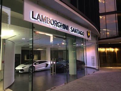 Lamborghini Stores Luxury Daily