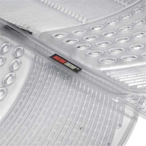 clear vinyl floor mats for cars motor trend zero odor all weather car rubber floor mats