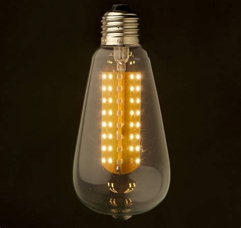 Led Light Bulb Technology Wordlesstech Edison Led Light Bulbs