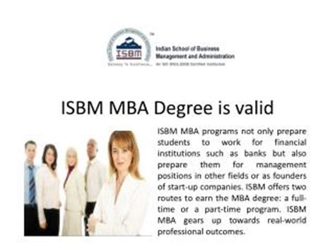 Is Us Mba Degree Valid In Canada by Ppt Pursue Career With Mica The Best Mba Institutes