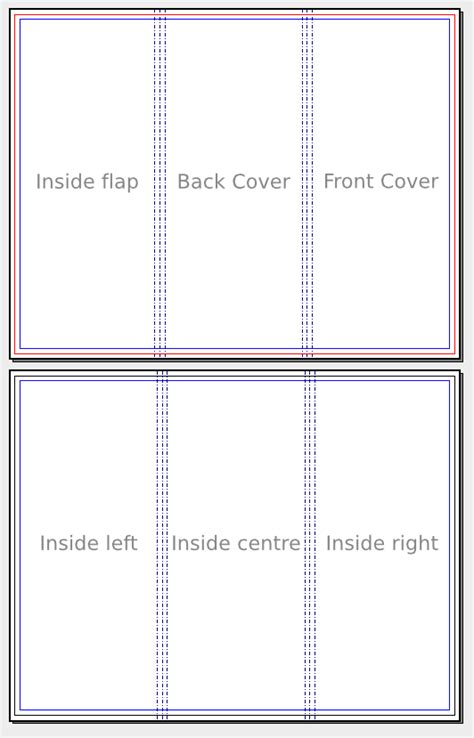 letter size brochure template trifold brochure grid us letter size krita org