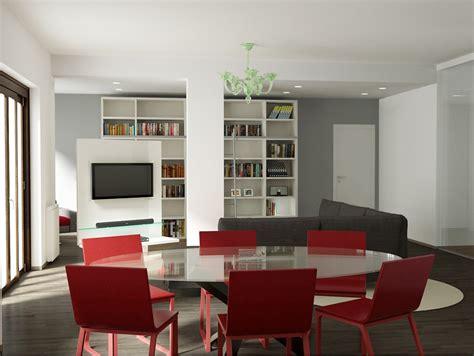 arredare soggiorno come arredare un soggiorno con colonne e pilastri