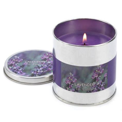 Wholesale Scented Candles Home Locomotion 30 Hour Lavender Scented Candle Scented