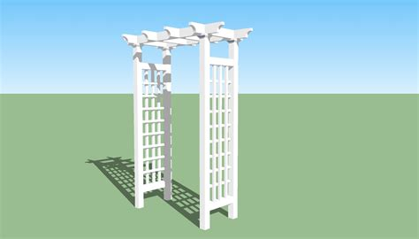 diy trellis plans free garden arbor plans designs woodguides