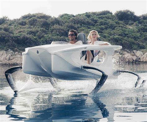 hydrofoil mini boat electric hydrofoil boat