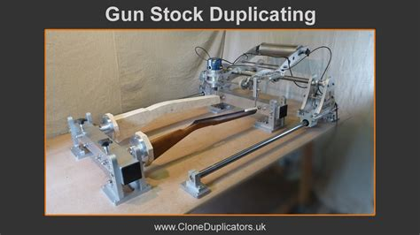 clone  pro router duplicator gun stock duplicating