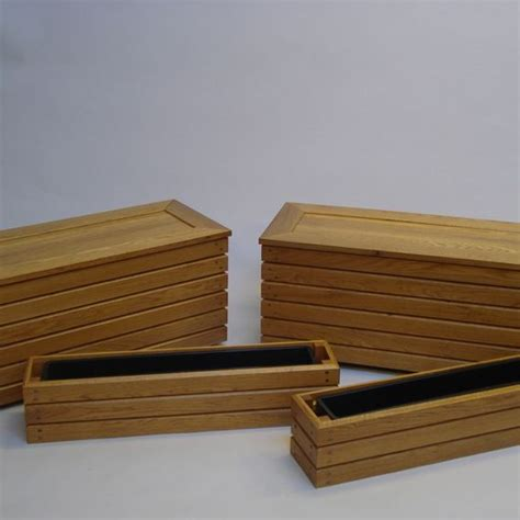 custom made window boxes custom made patio storage benches and window boxes by