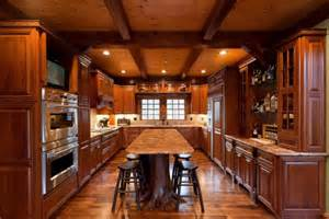 Kitchen Islands Melbourne woodhouse post and beam kitchen with tree trunk kitchen
