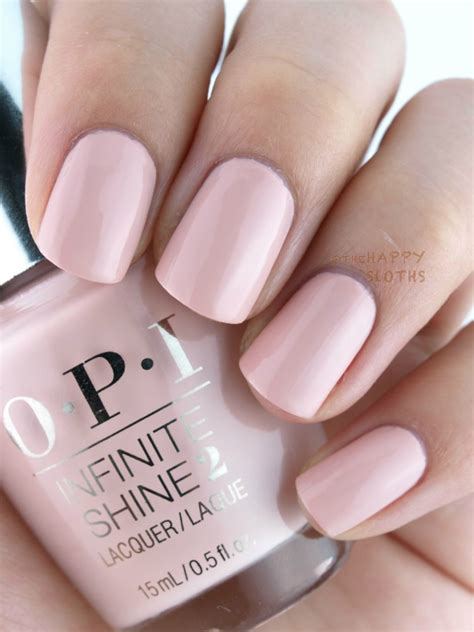 opi you re blushing again infinite shine summer 2015 collection nails opi
