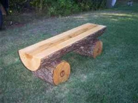 how to make a log bench 25 best log benches ideas on pinterest tree stump