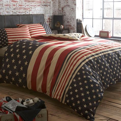 home collection bedding home collection navy stars and stripes bedding set