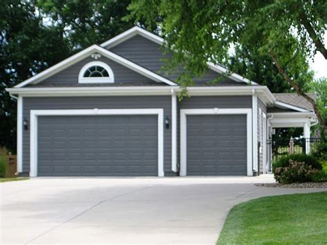 3 Car Detached Garage Plans by 25 Best Ideas About Detached Garage On