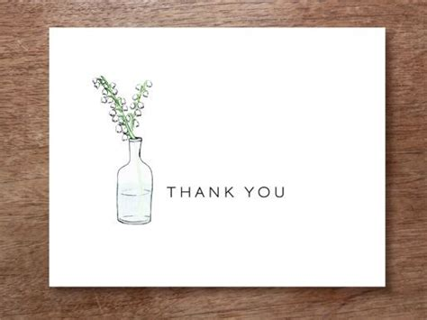 4 X 6 Thank You Card Template by Best 25 Thank You Card Template Ideas On Diy