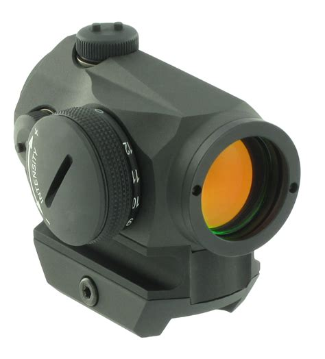 Micro Aimpoint T1 Low Black aimpoint micro t 1