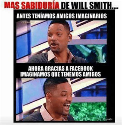 Will Meme - biduria de will smith antesteniamos amigosimaginarios