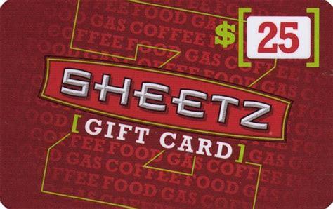 Sheetz Gift Card - sheetz card deals lamoureph blog