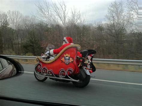 santa claus rides a dyna page 3 harley davidson forums