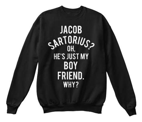 Sweater Jacob Sartorius Is My Boy Friend Rockzillastore jacob sartorius is my boyfriend sweater jacobsartorius sartorius gifts for natalie